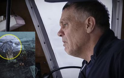 Deadliest Catch exclusive: Captain Harley Davidson's bad luck day may throw the season