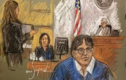 Apartment rented by Nxivm exec was actually used for sex slave