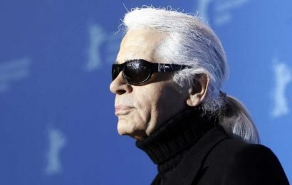 Karl Lagerfeld will release a posthumous makeup line