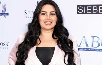 'Shahs' star MJ Javid shares first picture of son Shams