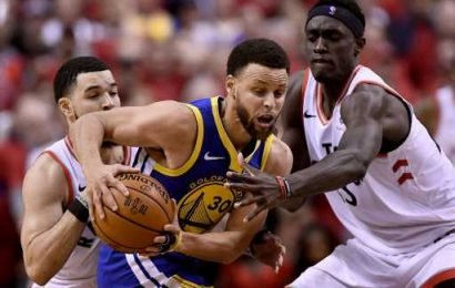 NBA Finals Game 2 Ratings Fall From 2018; Warriors Top Raptors With Obama In The House