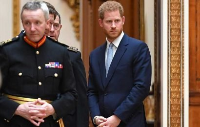 Prince Harry Attends Palace Exhibit with Donald Trump After Trump's 'Nasty' Meghan Markle Comment