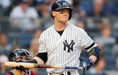 Clint Frazier is killing his trade value in Yankees' agony