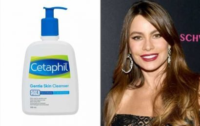 Sofía Vergara's Favorite Cleanser Has Over 4,400 Rave Reviews — and It's Only $6