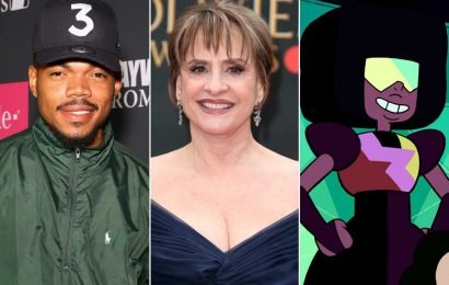 Steven Universe The Movie adds music by Chance The Rapper, Patti Lupone, more