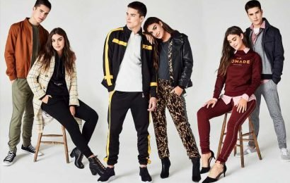 With tracksuits back in fashion, we run down the best on the high street – The Sun