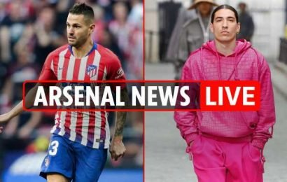 5pm Arsenal transfer news LIVE: Vitolo-Bellerin exchange, Koscielny offered two-year Lyon deal