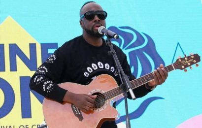 Wyclef Jean wanted to be president of Haiti: 'Rappers have brains'