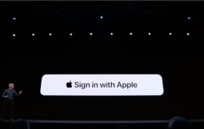Apple's new sign-in feature could hamper Google and Facebook's ad targeting