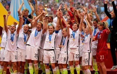 Women's World Cup: Game time, TV, streaming info and more for USWNT vs. Thailand
