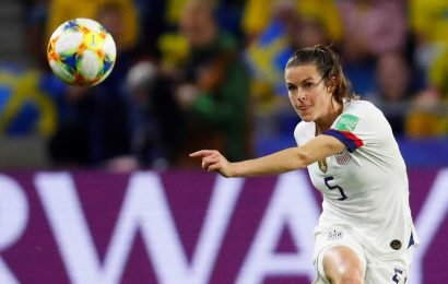 Opinion: Opponents aren't only factor working against US women at World Cup