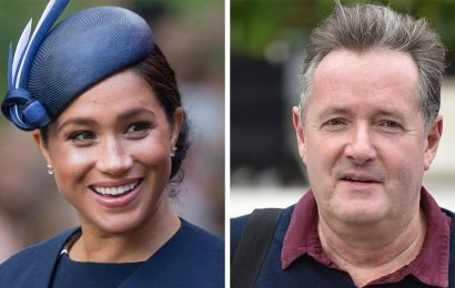 Meghan Markle's absence during President Trump's UK state visit was 'unacceptable,' says Piers Morgan