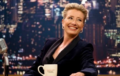 Review: Emma Thompson rules as the acerbic, awesome queen of Mindy Kaling's 'Late Night'