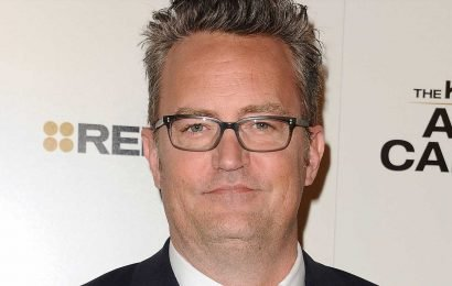 Matthew Perry posts cheeky joke after claim he's 'disheveled': 'I'm getting a manicure'