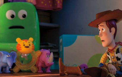 'Toy Story 4' exclusive: Check out the four comedy legends joining Woody, Buzz and the gang