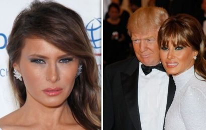 Melania Trump reveals what she REALLY thinks of Donald Trump in enlightening throwback