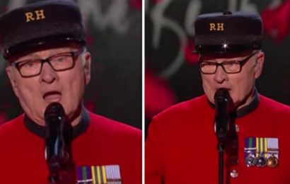 Britain's Got Talent: Watch Colin Thackery's singing performance in BGT final HERE
