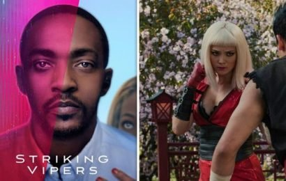 Black Mirror Striking Vipers cast: Who is in the cast of Striking Vipers?