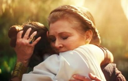 Star Wars 9 HUGE Leia news: Rise of Skywalker using MORE than Carrie Fisher deleted scenes