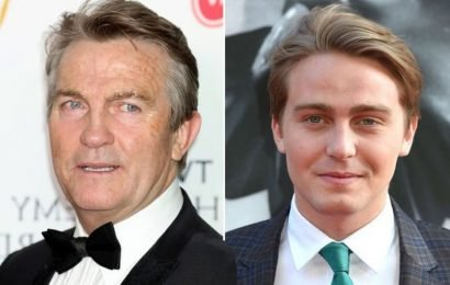 Bradley Walsh: The Chase star's son sparks confusion with 'mistaken identity' post