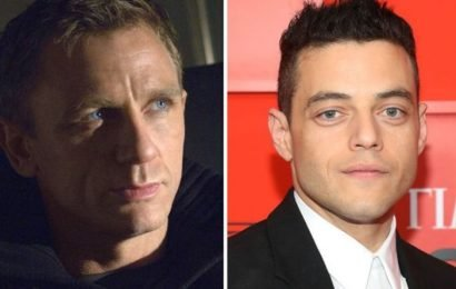 James Bond 25: Daniel Craig and Rami Malek 'can't film together' – New blow for 007 movie?