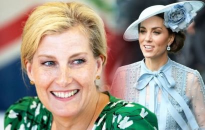 Sophie Countess of Wessex married 20 years ago: Is she worth more than Kate Middleton?