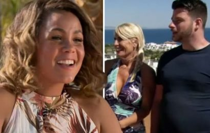 A Place in the Sun: Jean Johansson speechless as couple makes U-turn on huge offer