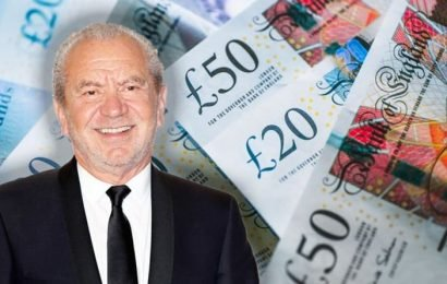 Alan Sugar net worth: The Apprentice star has this eye-watering fortune