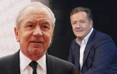 Alan Sugar: 'It was hard for them' The Apprentice star in shock admission about parents