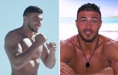 Love Island's Tommy drops hilarious bombshell after admitting he's judged on Fury name
