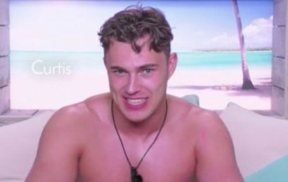 Love Island's Curtis Pritchard confuses fans with eagle sex position – but what is it?