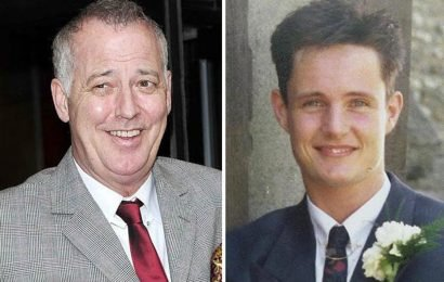 Michael Barrymore 'should get Oscar' for Piers Morgan 'performance' blasts pool lad's dad