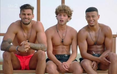 Love Island contestants 'forced to strip' during filming: 'Take that off'