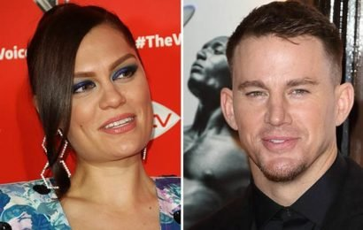 Jessie Jgushesabout bonding with Channing Tatum's daughter: 'She's lovely'