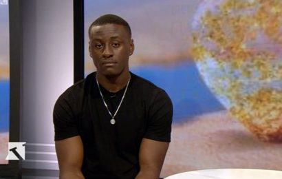 Sherif slams Love Island producers and female co-stars in first TV appearance since axe