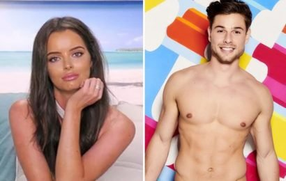 Love Island's Maura finally gets her man – but immediately goes off him