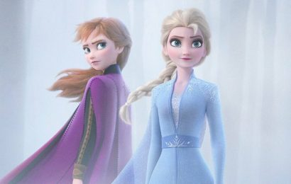 Elsa and Anna Look Concerned in First 'Frozen 2' Poster, Synopsis Is Revealed
