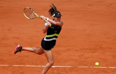 2019 French Open: Johanna Konta Routs Sloane Stephens to Reach Semifinals