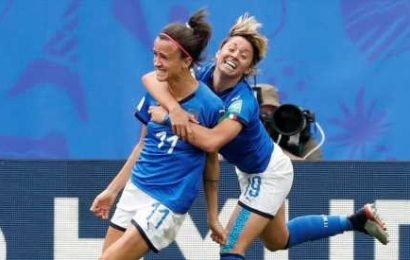 Italy Storms Back Into the World Cup, Stunning Australia in Injury Time