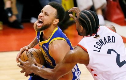 How the Warriors Survived Game 5 of the N.B.A. Finals