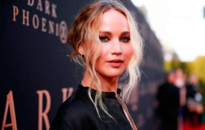 Jennifer Lawrence returns to the spotlight after a one-year hiatus and discusses engagement: 'It was a very easy decision'