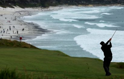 At Pebble Beach, It's About the Lay of the Land
