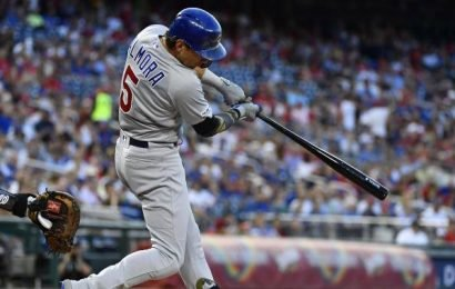 Cubs player Albert Almora Jr. wants better safety for fans after foul ball hits young girl