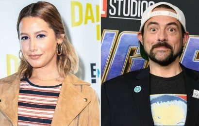 Kevin Smith Says Ashley Tisdale Pulled a 'Sharpay' After He Hit Her Car