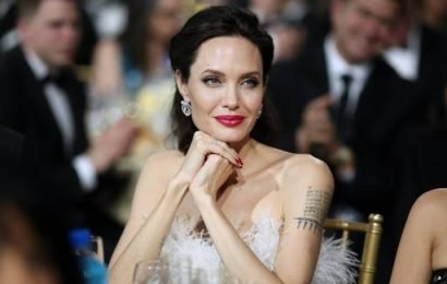 Angelina Jolie joins Time as contributor editor with focus on 'displacement, conflict and human rights'