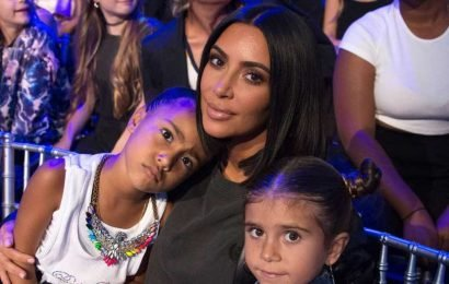 Candy Overload! See Sweets From North West, Penelope Disick's Birthday