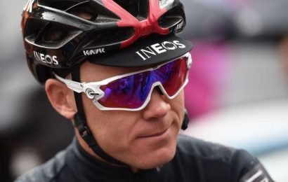 Cycling: Froome hopeful of full recovery after horror crash