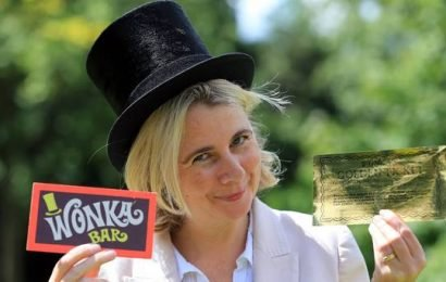 You can finally get a real Willy Wonka Golden Ticket as prop from 1971 film goes up for auction
