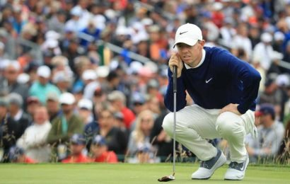 US Open 2019: Rory McIlroy makes fast start in first round at Pebble Beach