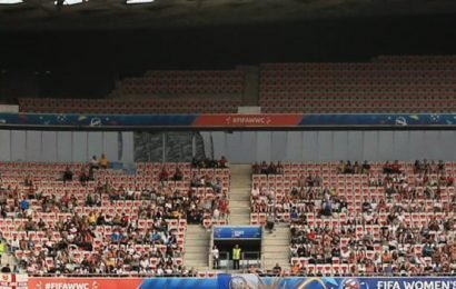 Women's World Cup: Fifa revises attendances in France